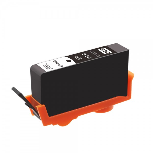 Kompatibel zu HP 920 XL / CD975AE Tinte Black