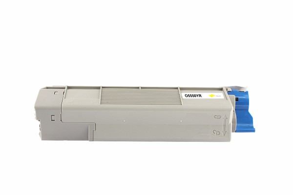 Kompatibel zu OKI 43324421 Toner Yellow