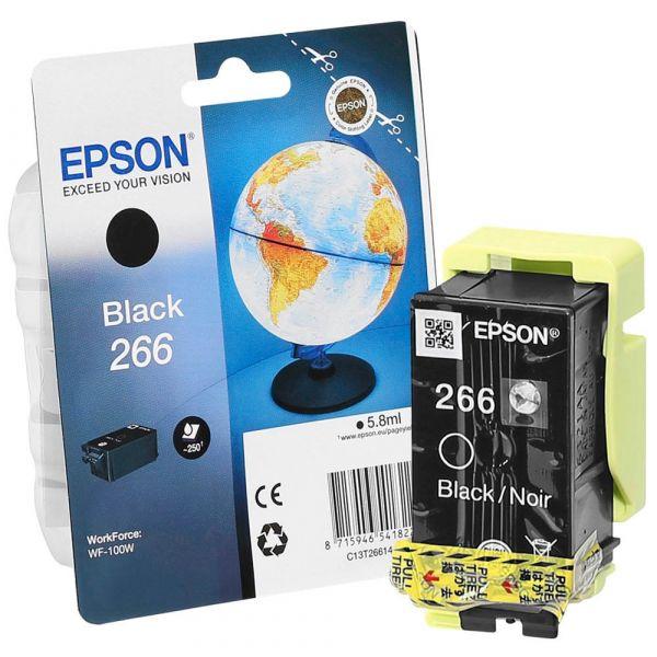 Epson 266 / C13T26614010 Tinte Black