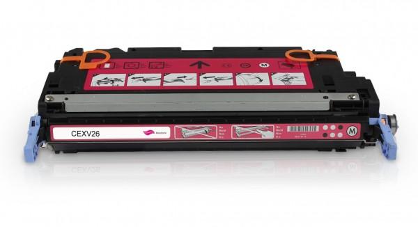 Kompatibel zu Canon CEXV26 / 1658B006 Toner Magenta