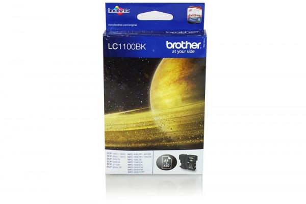 Brother LC-1100BK Tinte Black