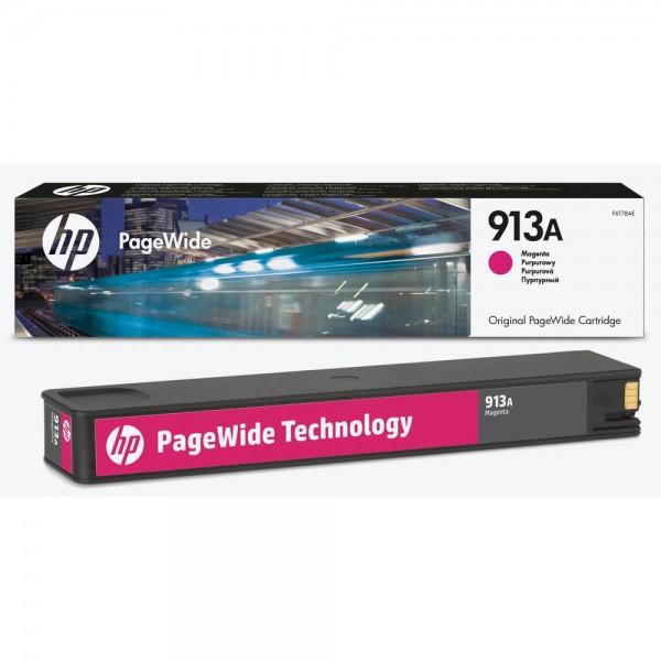 HP 913A / F6T78AE Tinte Magenta