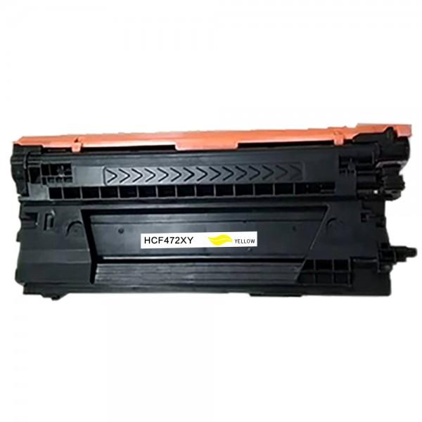 Kompatibel zu HP CF472X / 657X Toner Yellow