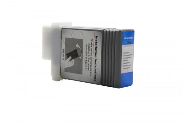 Kompatibel zu Canon 0891B001 / PFI-101B Tinte Blue