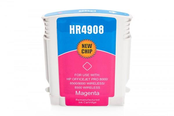 Kompatibel zu HP 940 XL / C4908AE Tinte Magenta