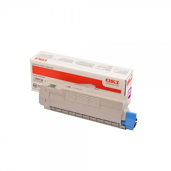 OKI 46507506 Toner Magenta