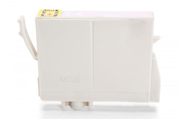 Alternativ zu Epson C13T04864010 / T0486 Tinte Light Magenta