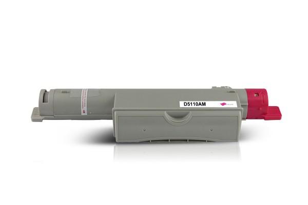 Kompatibel zu Dell 593-10124 / 5110 Toner Magenta