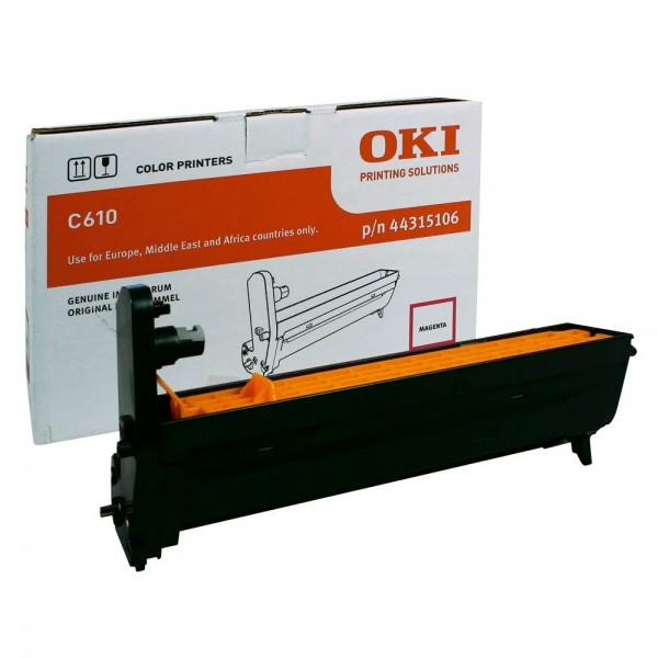 OKI 44315106 Bildtrommel Magenta