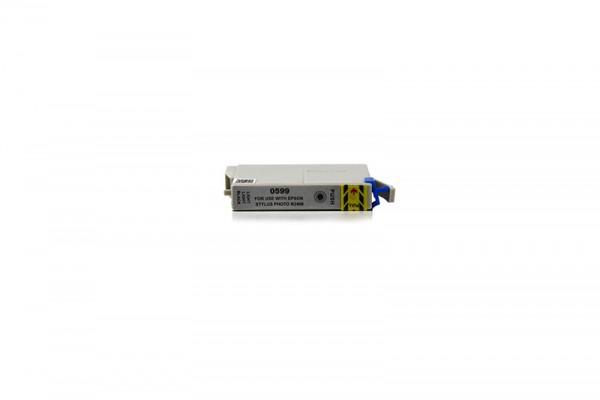 Kompatibel zu Epson T0599 / C13T05994010 Tinte Light Black