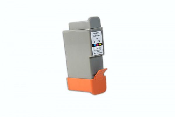 Kompatibel zu Canon BCI-24C / 6882A002 Tinte Color