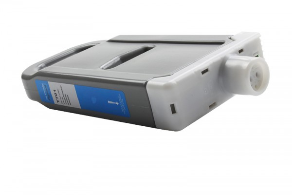 Kompatibel zu Canon 0901B001 / PFI-701C Tinte Cyan