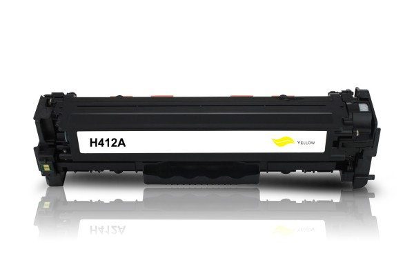 Kompatibel zu HP CE412A / 305A Toner Yellow