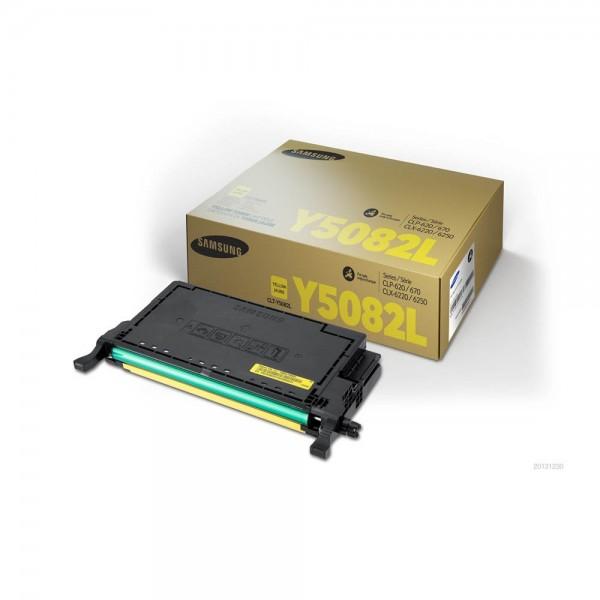 Samsung CLT-Y5082L / SU532A Toner Yellow