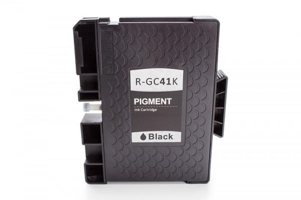 Kompatibel zu Ricoh 405761 / GC-41K Gelkartusche Black