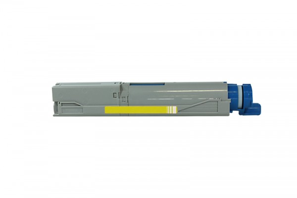 Alternativ zu OKI 43459321 / 43459425 Toner Yellow