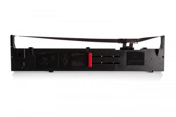 Kompatibel zu Epson C13S015086 Farbband Schwarz