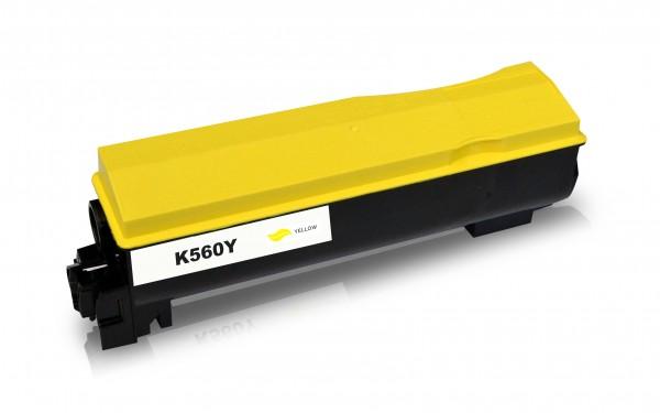 Kompatibel zu Kyocera TK-560Y / 1T02HNAEU0 Toner Yellow