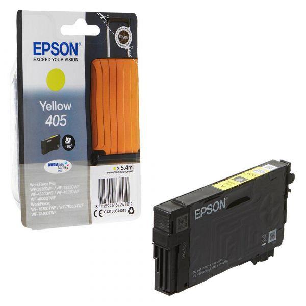 Epson 405 / C13T05G44010 Tinte Yellow