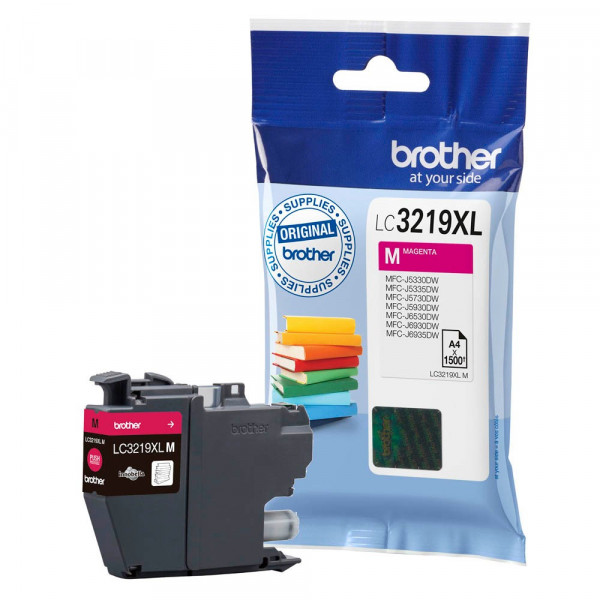 Brother LC-3219 XL Tinte Magenta