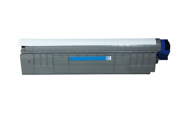 Kompatibel zu OKI 44059211 / MC840 Toner Cyan