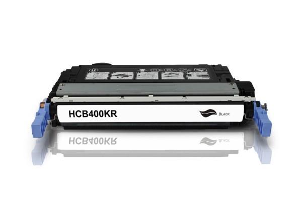 Rebuilt zu HP CB400A / 642A Toner Black