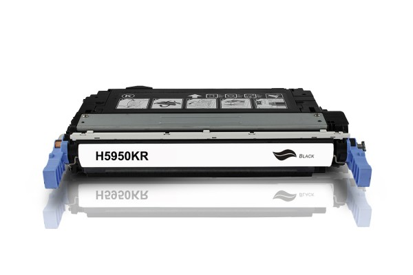 Rebuilt zu HP Q5950A / 643A Toner Black