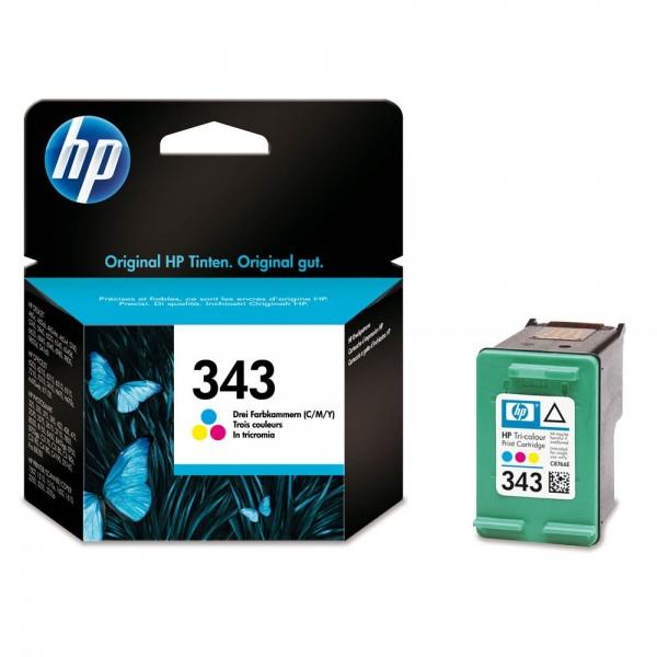 HP 343 / C8766EE Tinte Color