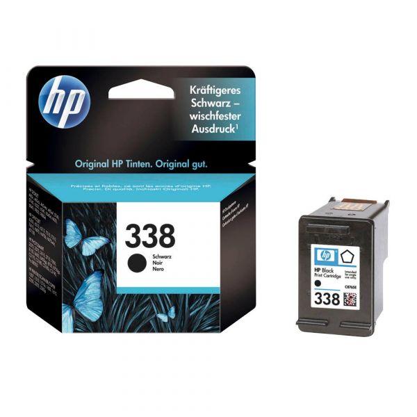 HP 338 / C8765EE Tinte Black
