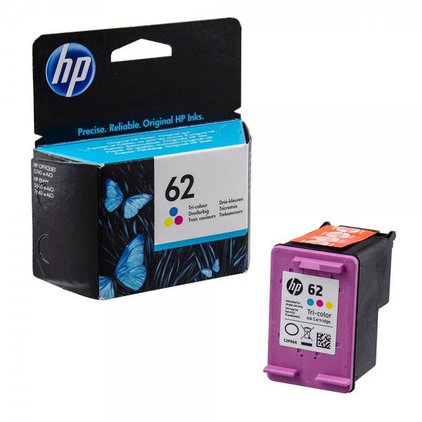 HP 62 / C2P06AE Tinte Color