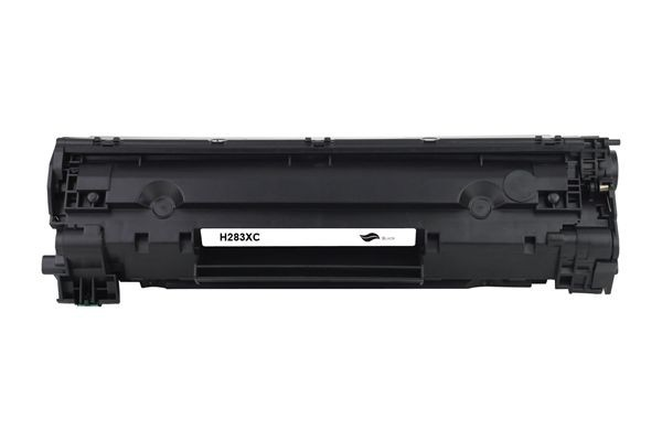 Kompatibel zu HP CF283X / 83X Toner Black