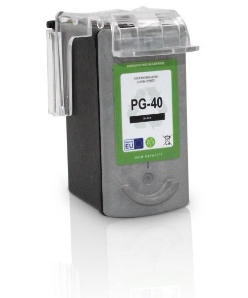 Kompatibel zu Canon PG-40 / 0615B001 Tinte Black (EU)