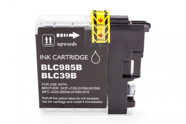 Kompatibel zu Brother LC-985BK Tinte Black