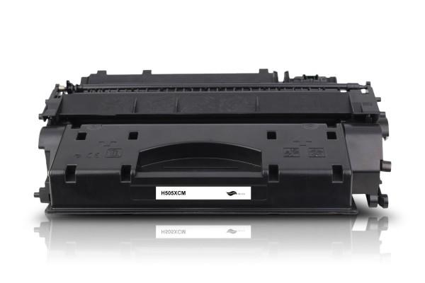 Alternativ zu HP CE505X / 05X Toner Black XXL