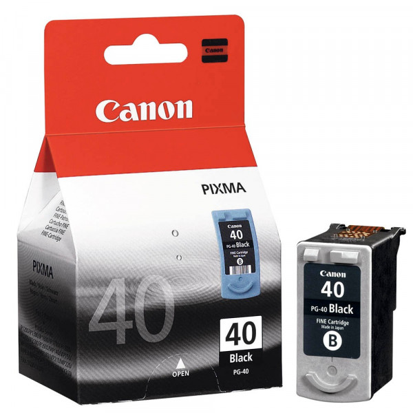 Canon PG-40 / 0615B001 Tinte Black