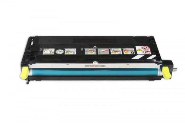 Kompatibel zu Epson C13S051124 / C3800 Toner Yellow
