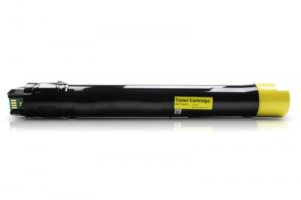 Kompatibel zu Xerox 106R01568 / Phaser 7800 Toner Yellow