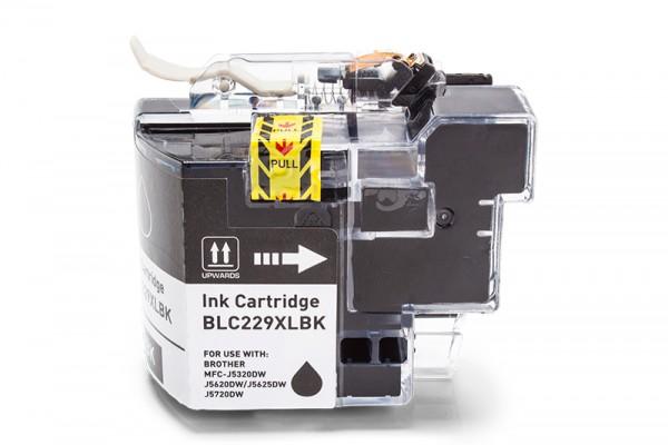 Kompatibel zu Brother LC-229BK XL Tinte Black