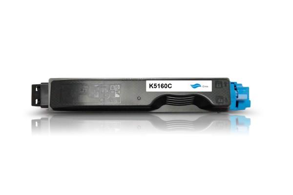 Kompatibel zu Kyocera TK-5160C / 1T02NTCNL0 Toner Cyan