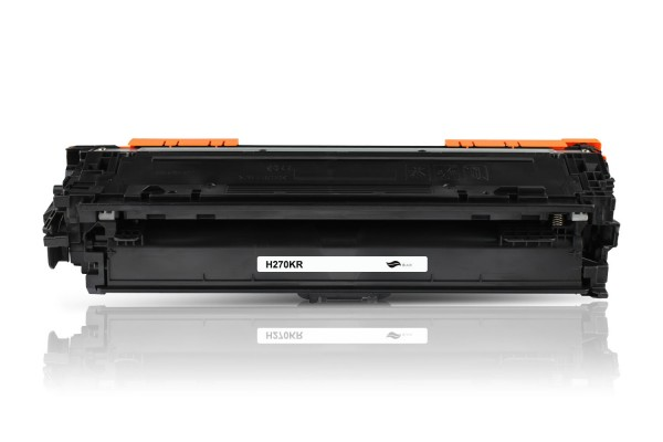 Kompatibel zu HP CE270A / 650A Toner Black