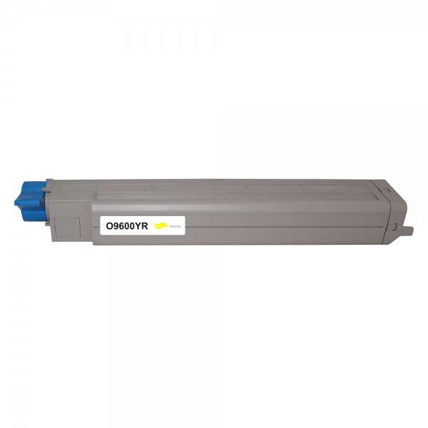 Kompatibel zu OKI 42918913 Toner Yellow