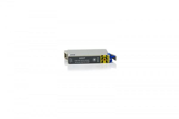 Kompatibel zu Epson T0597 / C13T05974010 Tinte Light Black