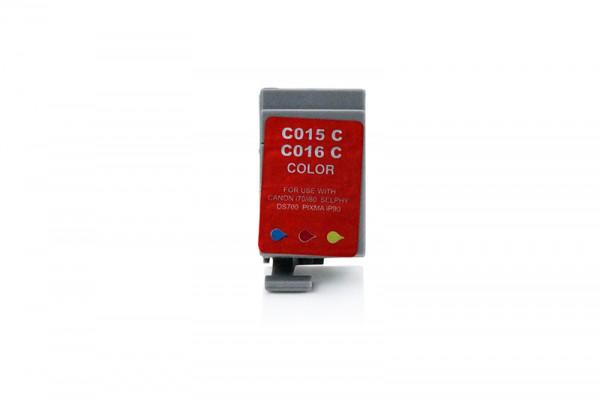 Kompatibel zu Canon BCI-15C / 8191A002 Tinte Color