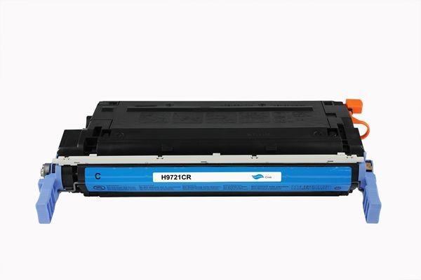 Kompatibel zu HP C9721A / 641A Toner Cyan