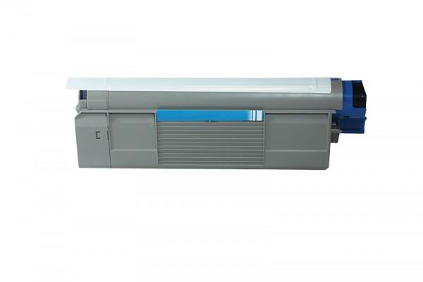 Kompatibel zu OKI 43381907 / C5600 / C5700 Toner Cyan