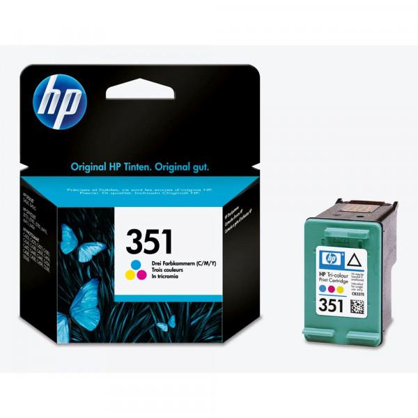HP 351 / CB337EE Tinte Color