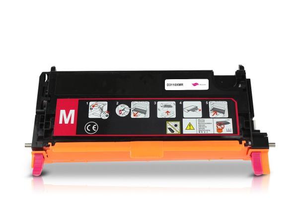 Kompatibel zu Dell 593-10172 / RF013 / 3110 Toner Magenta