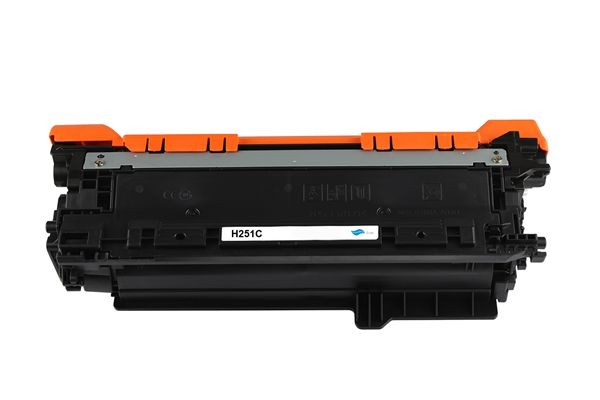Alternativ zu HP CE251A / 504A Toner Cyan