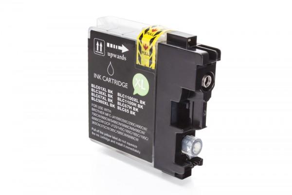 Kompatibel zu Brother LC-1100 BK Tinte Black