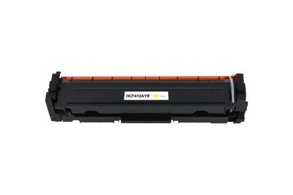 Rebuilt zu HP CF412A / 410A Toner Yellow